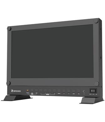 東通販取扱製品紹介 ADテクノ社製 UH1250S  12G-SDI対応4K Ultra HD 12.5型IPS液晶パネル搭載 業務用マルチメディアディスプレイ 【AD-57】