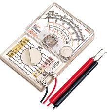 東通販取扱製品紹介 三和電気計器製 CP-7D アナログマルチテスタ/薄型【SD-2】
