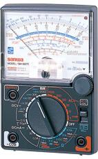 東通販取扱製品紹介 三和電気計器製 SH-88TR アナログマルチテスタ/多機能【SD-1】