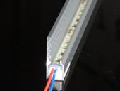 東通販取扱製品紹介 エーシック社製 AI-6256A 看板用防雨形LEDエッジライト(導光板式)【AC-2】