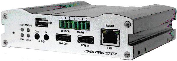 東通販取扱製品紹介 エスシー製 SC-HD264E H.264フルハイビジョンビデオエンコーダ【SC-1】