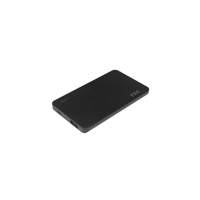 東通販取扱製品紹介 TEC社製 TMB-4K スマートフォン、タブレット用の薄型・軽量4000mAh モバイルバッテリー 【TC-2】